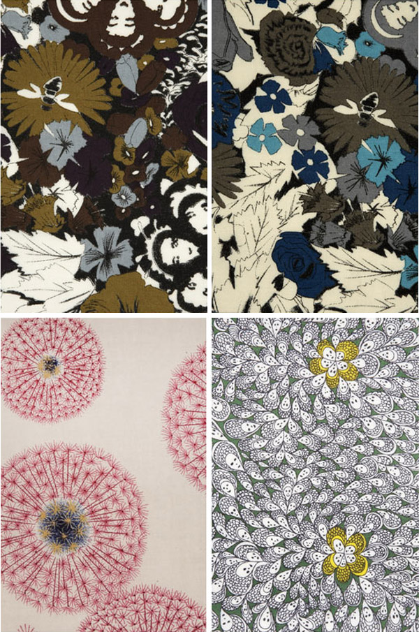 Liberty fabrics, the art collection