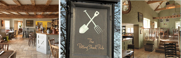 The Potting Shed Pub