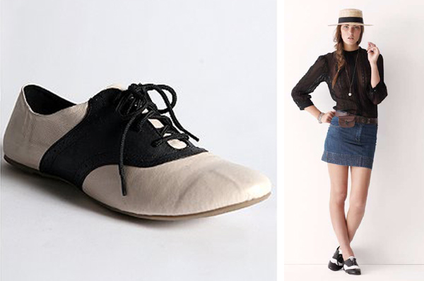 left from urban outfitters, right from Lover