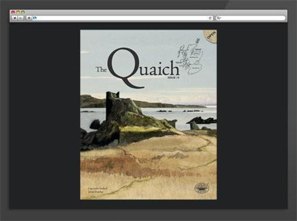 quaich_interactive magazine