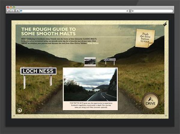 quaich interactive magazine