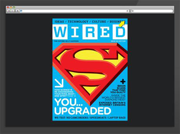 wired_interactive magazine cover